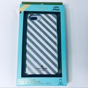 New Kate Spade iPhone PLUS Case 6 6s 7 8
